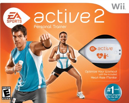 EA Sports Active 2 (System Wireless Video Sports Game)