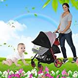 Junda Baby Mosquito Net for Strollers Portable Durable & long lasting Insect mesh Netting