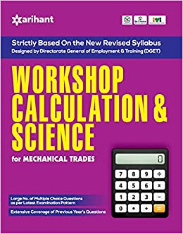 Buy Workshop Calculation and Science for Mechanical Trades