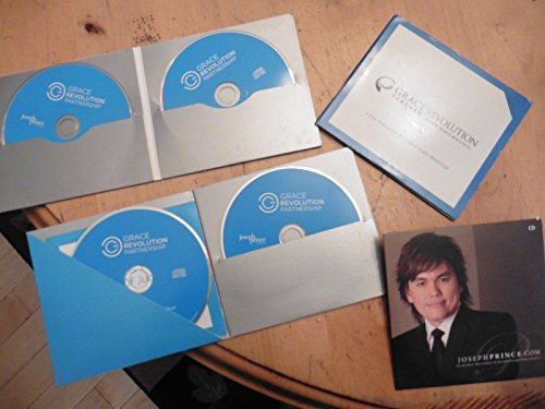Lot of Joseph Prince Sermons CD 6 Single Jesus Teaching CDs Grace - Single Iron Vintage Vi