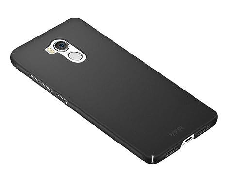 XIAOMI RedMi 4 Pro Espalda Funda - Ultra Delgado PC Cubierta Trasera Cáscara Duro Escudo Protectora Carcasa para XIAOMI RedMi 4 Pro Teléfono ...