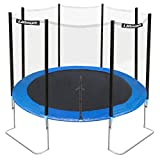 Ultega Jumper Trampoline with Safety Net, 12 ft