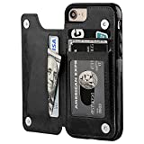 iPhone-8-Wallet-Case-with-Card-HolderOT-ONETOP-iPhone-7-Case-Wallet-Premium-PU-Leather-Kickstand-Card-SlotsDou