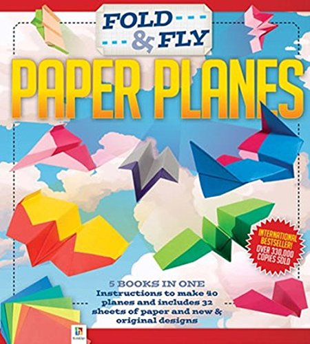 Download Fold and Fly Paper Planes ebook