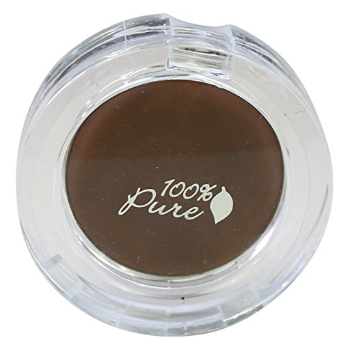 Natural Brow Powder Gel by 100% Pure, Brunette