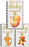 Diary of a Baby Charmander: Cute Pokemon Get Into Trouble! (Baby Pokemon Stories Book 3)
