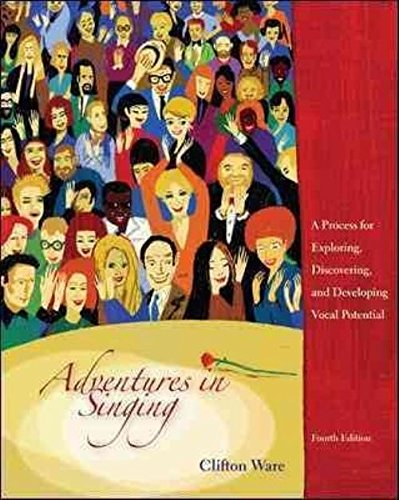 Title: ADVENTURES IN SINGING-W/2 CDS