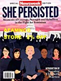 "2% OFF Newsweek (Special) ""SHE PERSISTED"" Magazine 2018 ~ Feminist Courage & Strength (afamncg)"