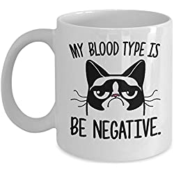 Great Gifts For Cat Lovers Grumpy Cat Mugs