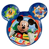 Mickey Mouse Melamine Plate Party Supplies