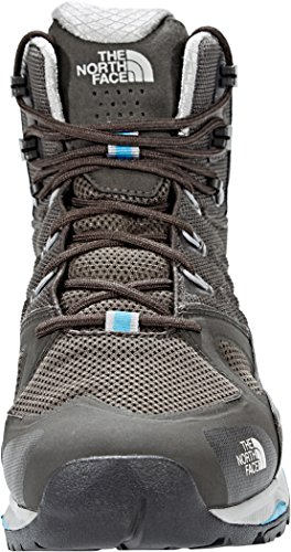The North Face M Ultra GTX Srnd Mid, Stivali da Escursionismo Uomo Grigio/Blu (Beluga Grey/Algiers Blue)