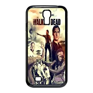 FOR SamSung Galaxy S4 Case -(DXJ PHONE CASE)-TV Show The Walking Dead Pattern-PATTERN 7