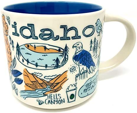 Idaho Housewarming Gift Home State Idaho Idaho Travel Mug State Pride Mug Idaho Coffee Tumbler Idaho Gifts Idaho Tumbler