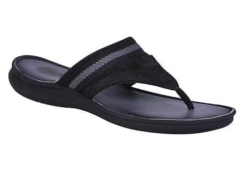woods black formal shoes