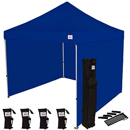 promo code 4fe67 b95e0 Amazon.com: Impact Canopy 10' x 10' Instant Pop-Up Canopy ...