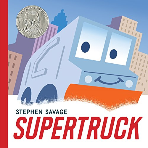 Supertruck (Ala Notable Children's Books. Younger Readers (Awards))