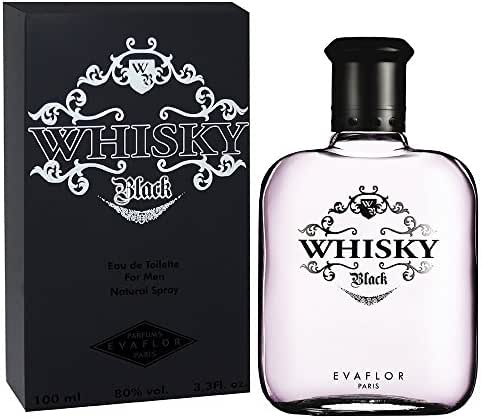 Whisky Black 100Ml - EDT - Perfume For Men - 100 ML