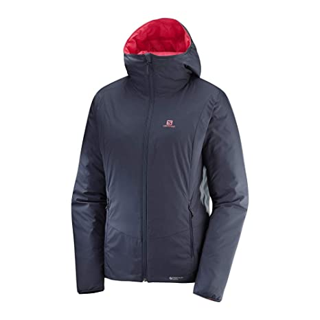 Amazon.com : SALOMON Drifter Loft Hoodie Womens Jacket ...