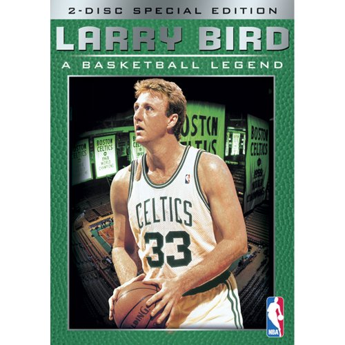 Larry Bird: A Basketball Legend (Two-Disc Special -