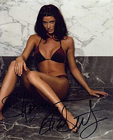 Shannon Elizabeth Sexy In Person Autographed Photo Private