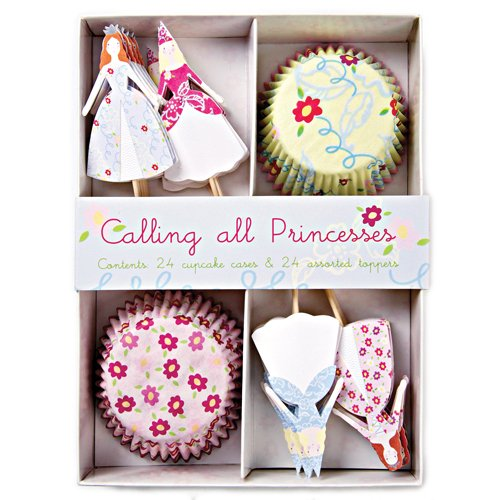 Meri Meri Princess Cupcake Kit, Health Care Stuffs