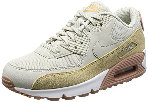 Bone 325213046 Scarpe Wmns Sportive Nike Gris 90 Max Air Light H8WXqRqOn