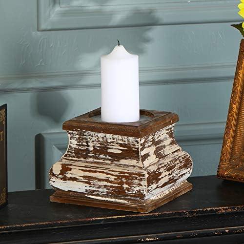 Rustic Antique Candle Holder