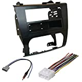 NISSAN ALTIMA 2007-2012 CAR STEREO RADIO CD PLAYER RECEIVER INSTALL MOUNTING KIT WIRE HARNESS RADIO ANTENNA ADAPTER
