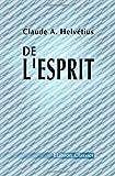 De L'esprit, Helvétius, Claude-Adrien, 1421241307