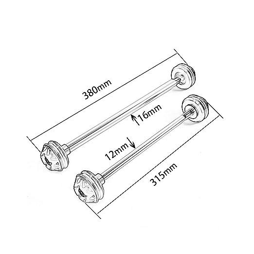 waysad Mult/ímetro el/éctrico Kit de Cables de Prueba con Pinzas de cocodrilo Sondas de Prueba Gancho de Prueba Cables Profesionales de Prueba Kit Amiable