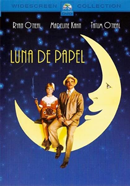 Luna De Papel [DVD]: Amazon.es: Ryan ONeal, John Hillerman, Noble ...