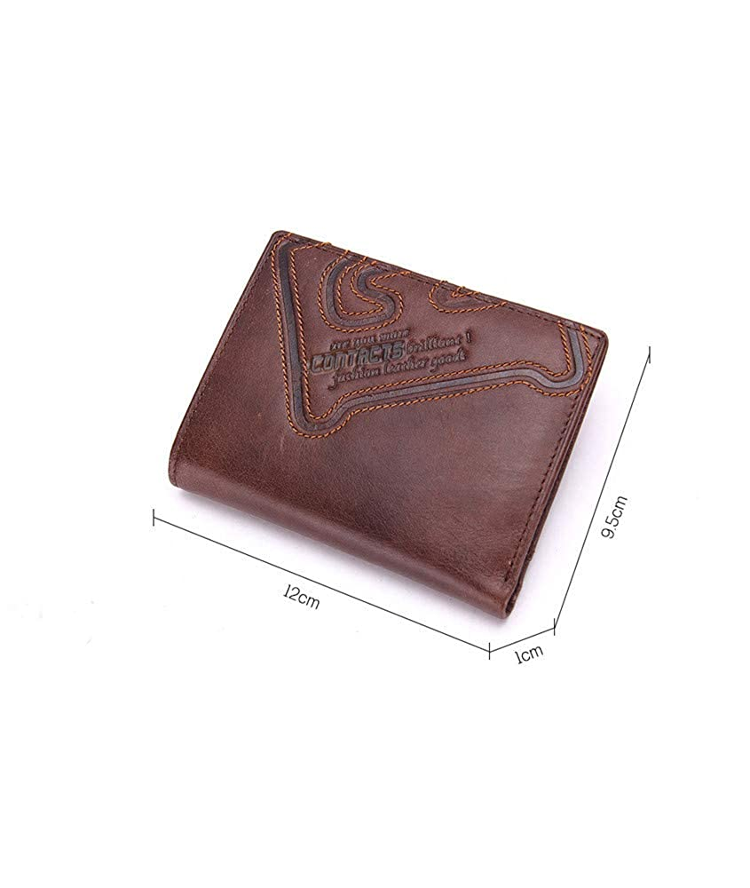 Mens wallet short wallet multi-function wallet coin bag coin purse wallet card package birthday gift