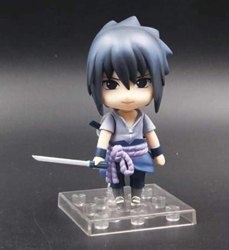 LPFLF Maple City Anime Ninja Decoración Muñeca Clay Sasuke ...