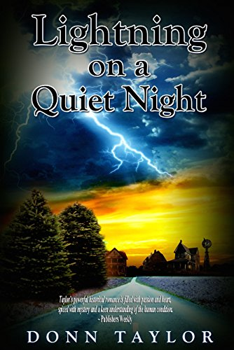 Book: Lightning on a Quiet Night by Donn Taylor
