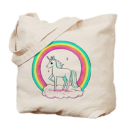 CafePress–Unicorn–Gamuza de bolsa de lona bolsa, bolsa de la compra