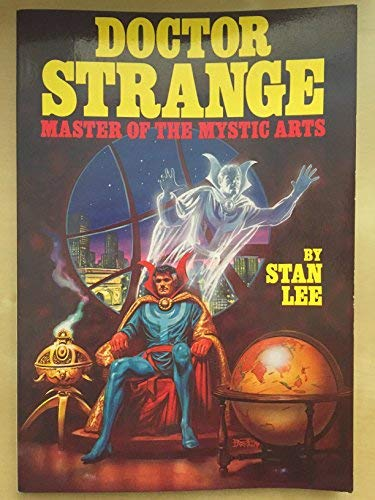 Doctor Strange: Master of the Mystic Arts
