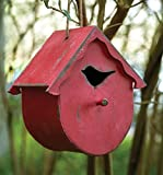 Best Manual Woodworker Bird Houses - Manual Woodworkers Harvest Moon Wooden Bird House Round Review