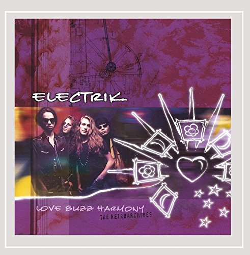 Love Buzz Harmony: the Retroarchives