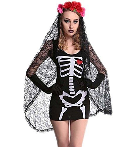 Papaya Halloween Costume Zombie Ghost