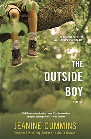 book cover of The Outside Boy