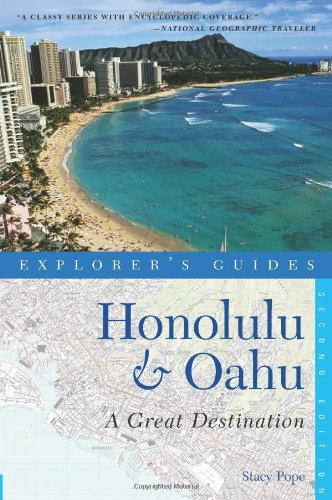 Honolulu & Oahu: A Great Destination (Explorer's Guides) by Stacy Pope - Mall Shopping Honolulu