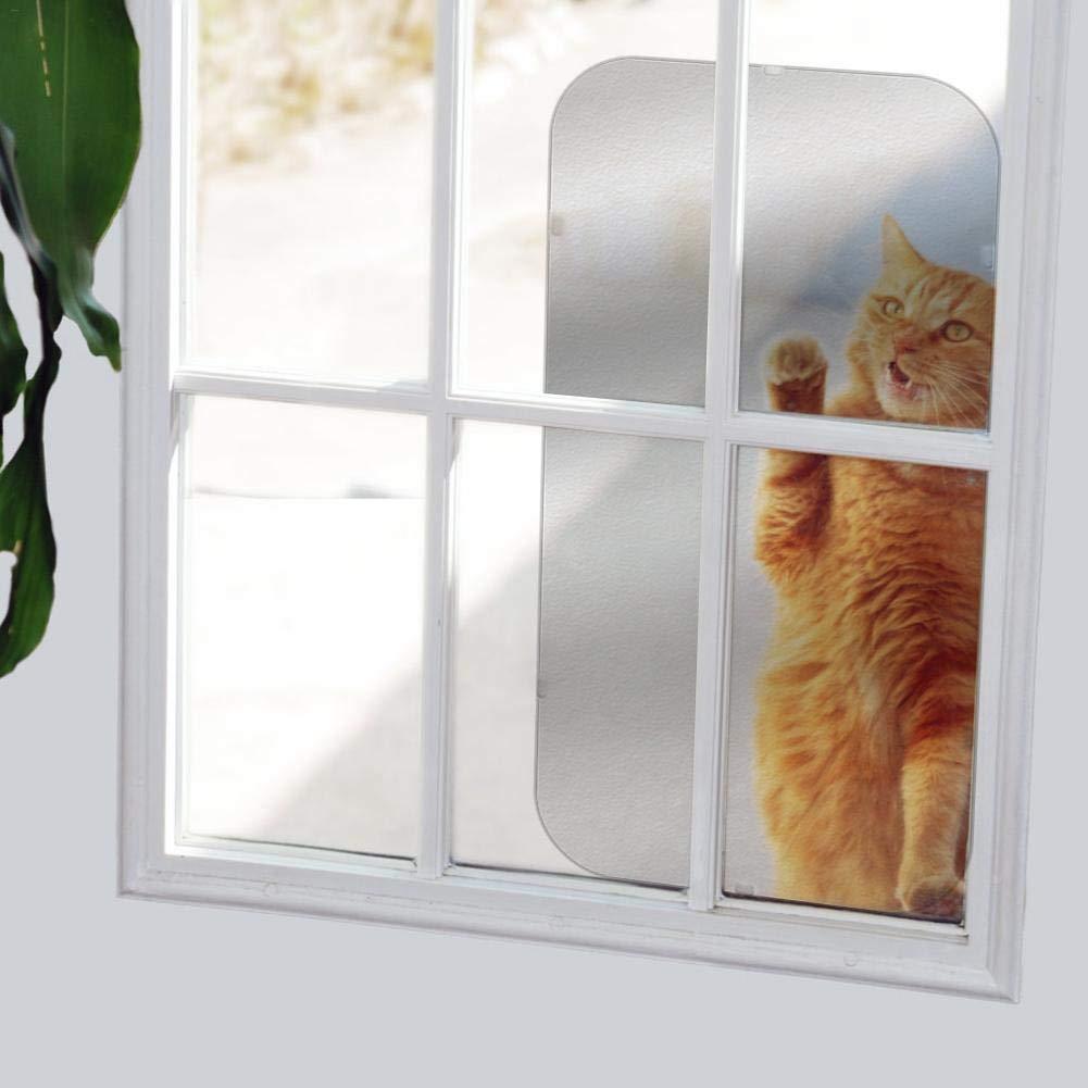 disuasorio de ara/ñazos Protector de sof/á para Evitar Que Las Mascotas ara/ñen los Muebles Color protecci/ón contra ara/ñazos Depruies Juego de 2 Almohadillas para rascar Muebles para Gatos Large