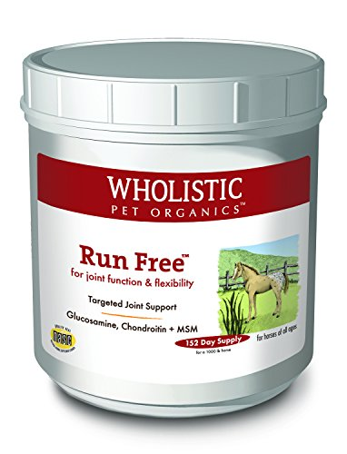 Wholistic Pet Organics Run Free Supplement, 8 lb