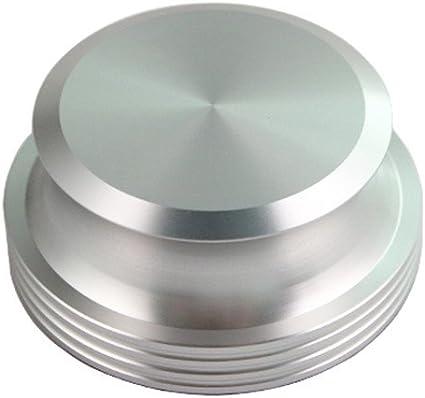 LP Vinyl Turntable Disc Stabilizer Plattengewicht Record Clamp Weight Aluminum