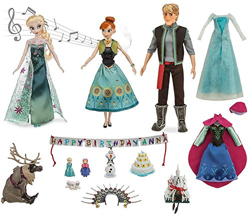 Disney Frozen Fever Deluxe Doll product image