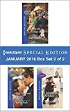 Harlequin Special Edition January 2016 - Box Set 2 of 2: Having the Cowboy's Baby\Abby, Get Your Groom!\A Marine for His Mom