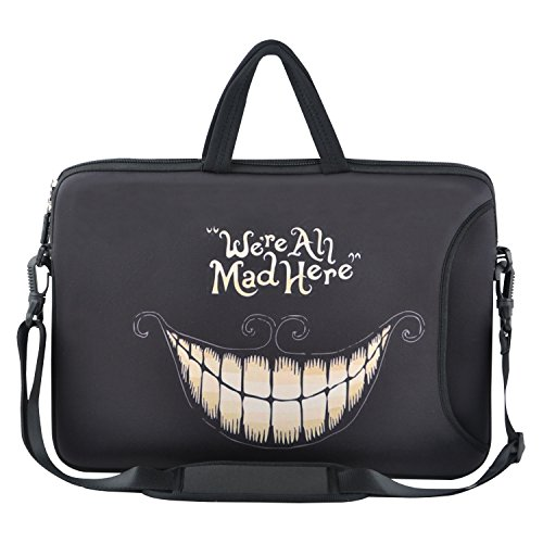 """15""""-15.6 Laptop Bag Sleeve Case with Carrying Handle Compati"""