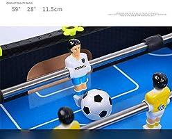 YQSHYP Portátil futbolín con la Pierna Futbolín Habitación ...