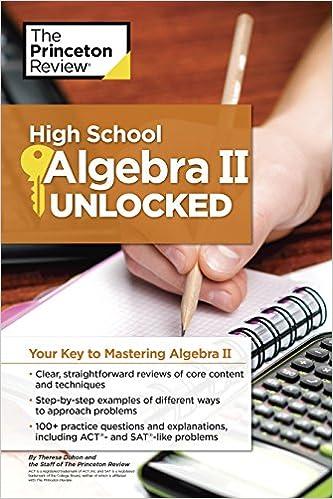 High school algebra ii unlocked your key to mastering algebra ii high school algebra ii unlocked your key to mastering algebra ii high school subject review kindle edition fandeluxe Gallery