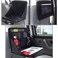 Support FireAngels pour ordinateur portable - Pour siège arrière de voiture - Plateau de travail ou repas